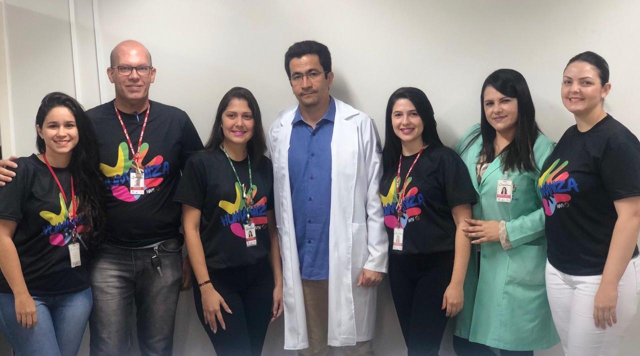 Palestra sobre Câncer de Próstata encerra ações do Novembro Azul no HMV