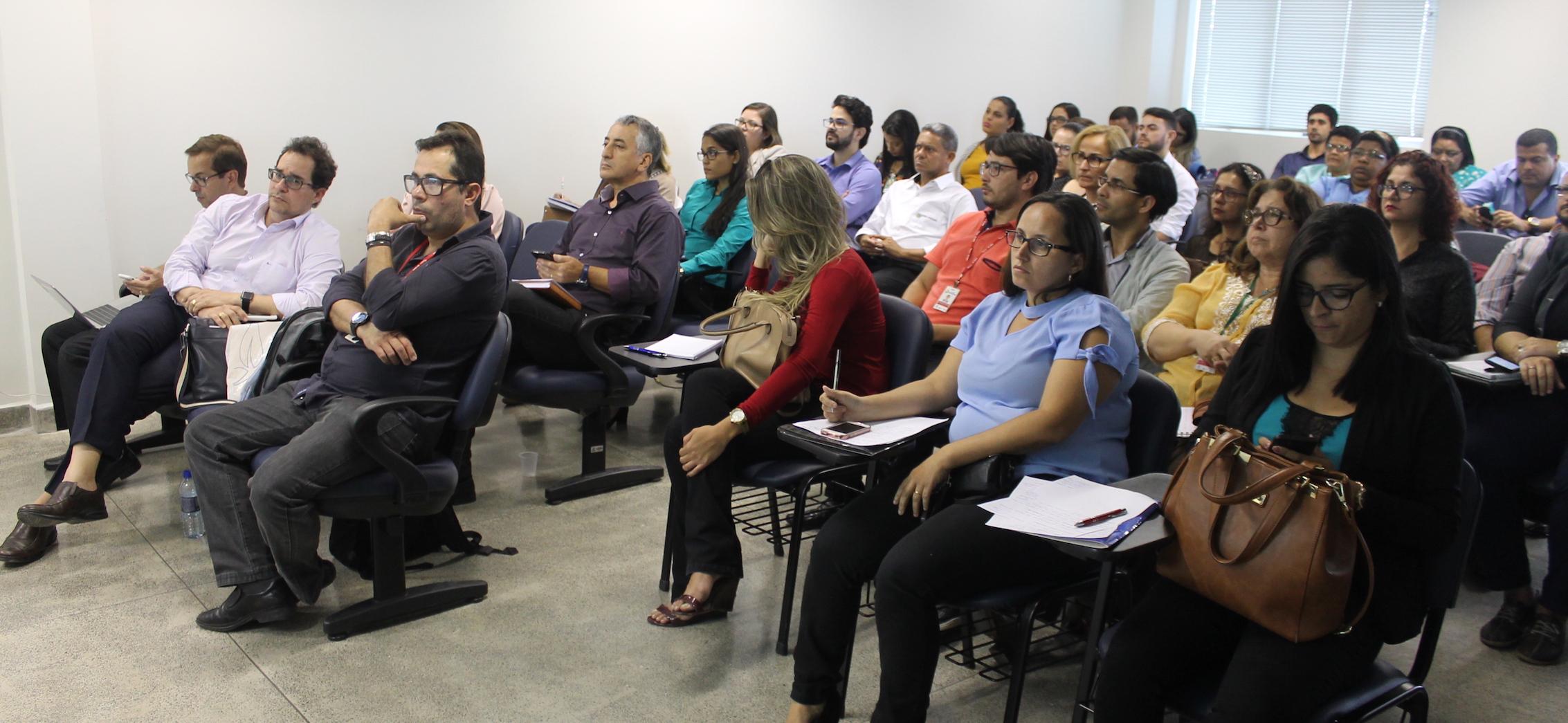 HMV sediou Seminário de Gestão Estratégica da Filantropia do HTri